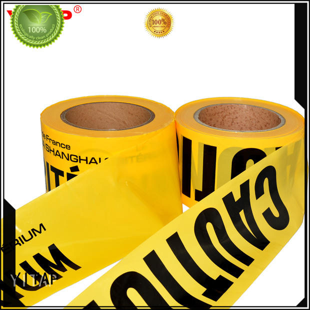 warning safety barricade tape price for steps