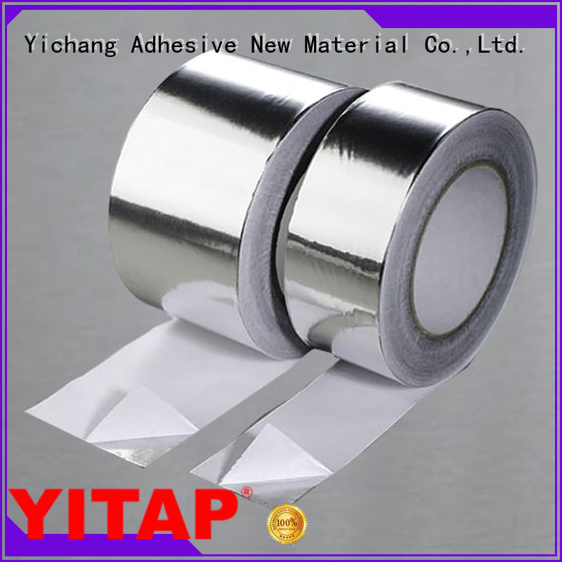 YITAP waterproof hvac foil tape in China for garment industry