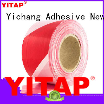 YITAP safety barricade tape manufacturers for caution