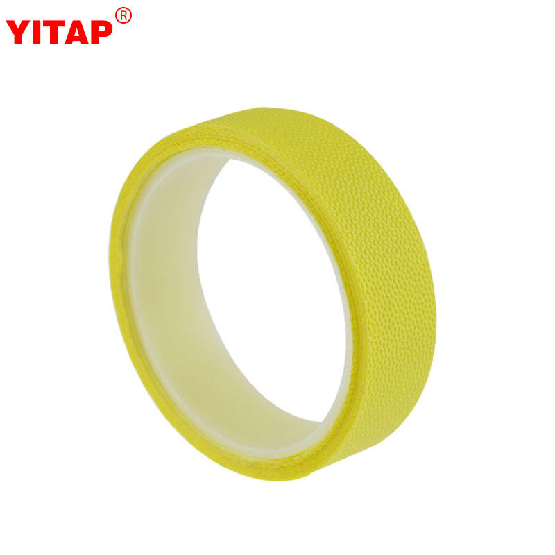 Silicone Coated Double Sided Plasma Spray Fiber Glass Masking Tape