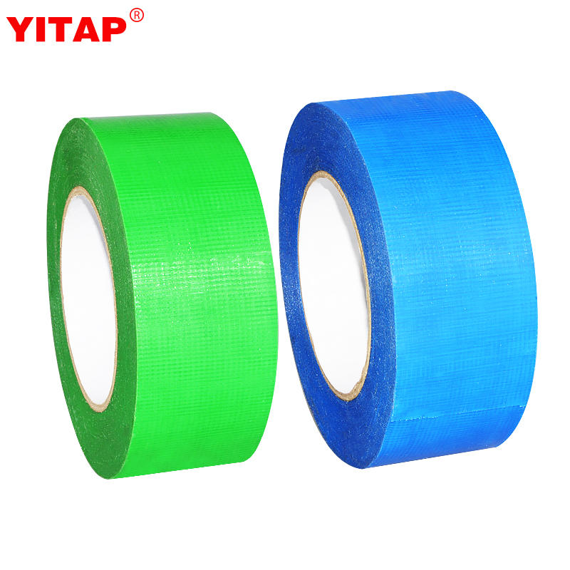 Y-09-GR Sekisui P-cut Protective Spray Paint Polyethylene Curing Tape