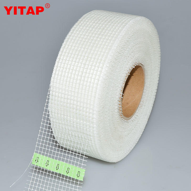 Plaster Self Adhesive Fiberglass Wire Mesh Wall Joint Tape