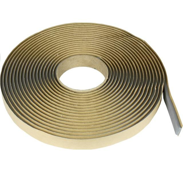 Butyl Mastic Insulation Rubber Sealing Tape