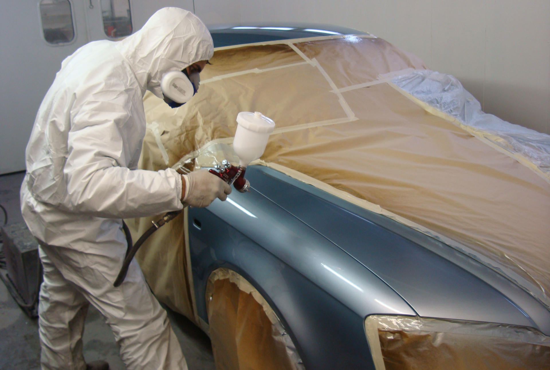 For Car Painting