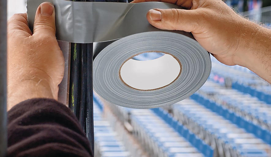 thick amalgamating tape medical for office