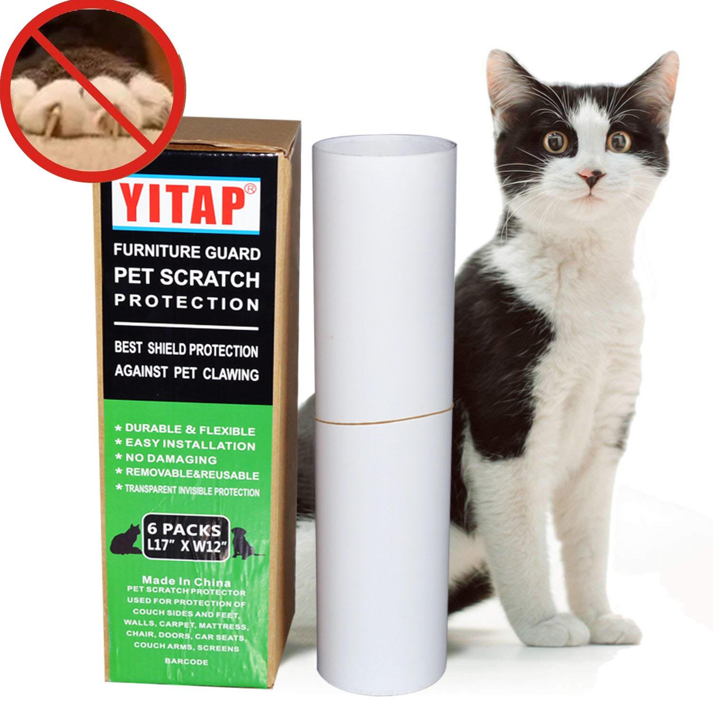 Furniture Guard Self Adhesive Cat Scratch Protector