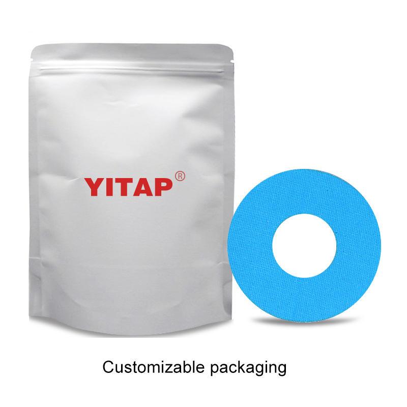 Custom CGM Patch Adhesive Tape For Dexcom
