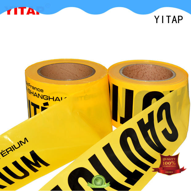 YITAP barricade tape price for sign