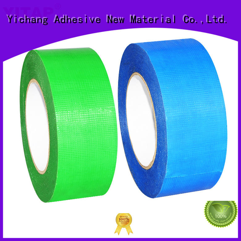 multiple uses automotive paint masking tape for packaging