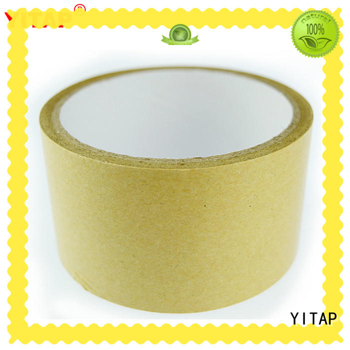 YITAP anti slip colored packing tape for sale for auto after service
