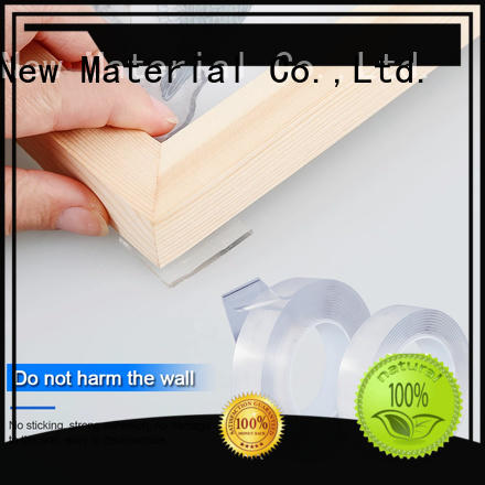 Transparent Clear Pu Gel Nano Pad Monkey Double Sided Nano Magic Tape