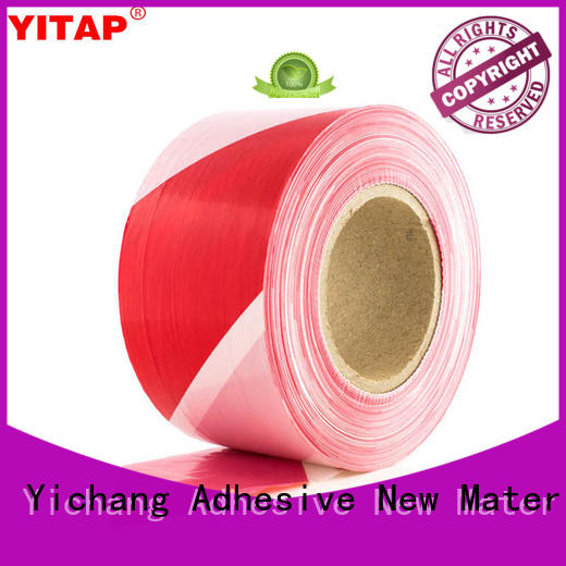 YITAP anti slip safety barricade tape apply for caution