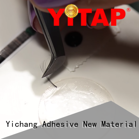 YITAP sticky dots adhesive types for fabric