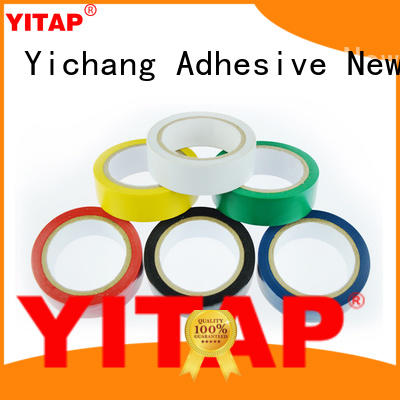 YITAP solid mesh white electrical tape manufacturers for grip