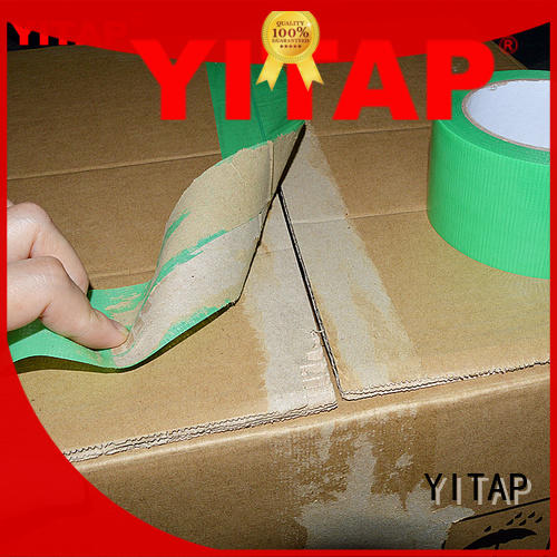 YITAP anti slip paper packing tape price for auto after service