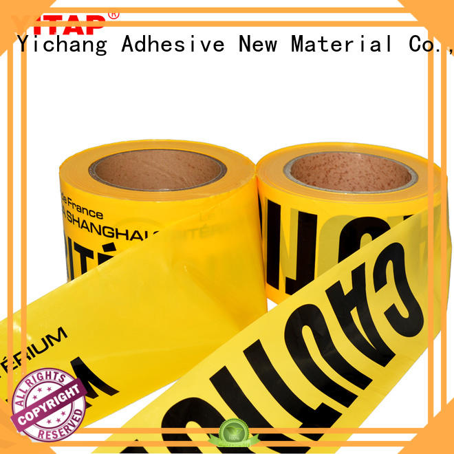 YITAP marking safety barricade tape price