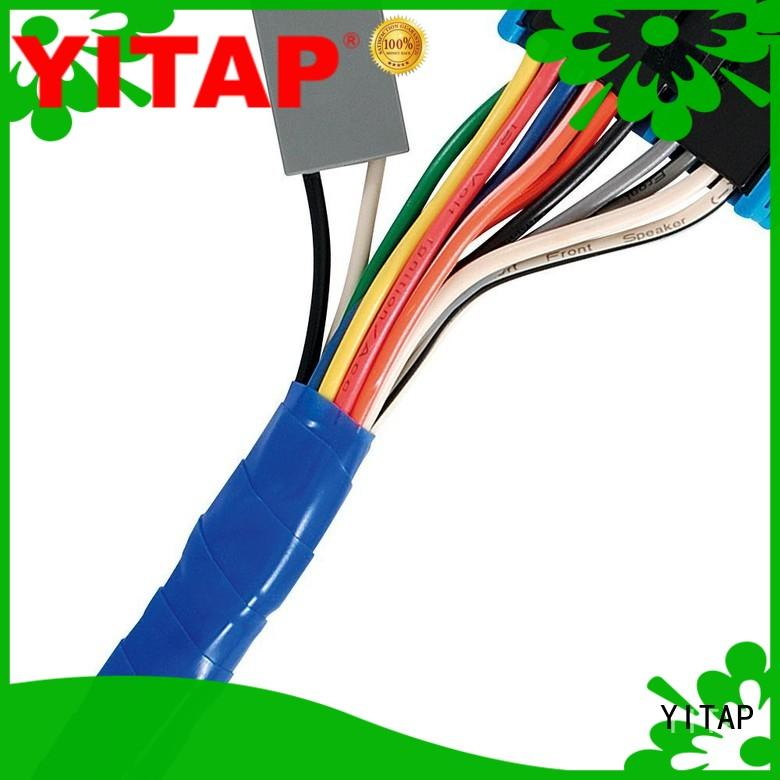 YITAP self fusing tape splicing for grip