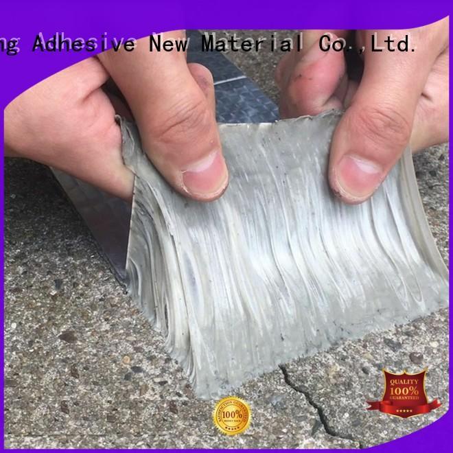 Waterproof Butyl Rubber Sealant Tape Repair For Pipe, Rv Roof