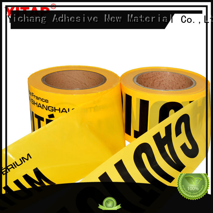 warning red barricade tape supply for caution