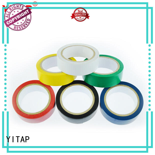 YITAP pvc insulation tape manufacturers for grip