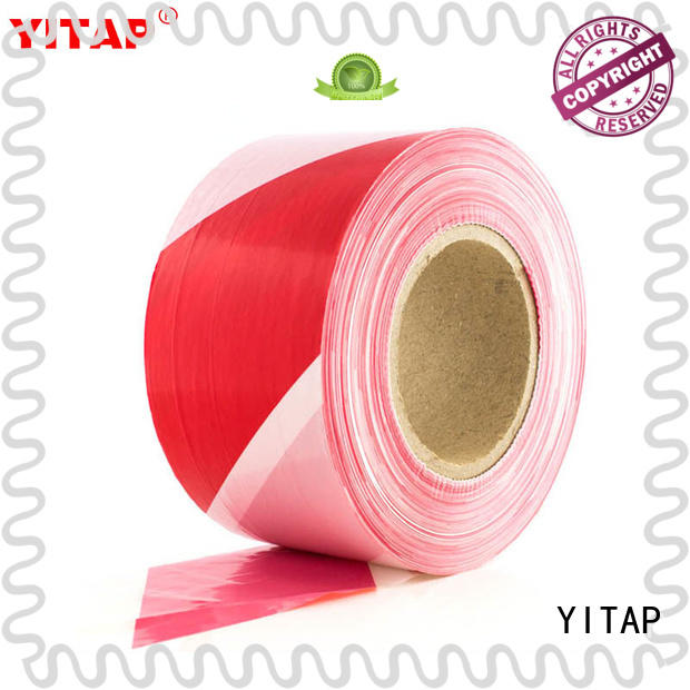 YITAP waterproof reflective barricade tape for steps