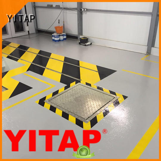 fluorescent cloth tape floor for sign YITAP