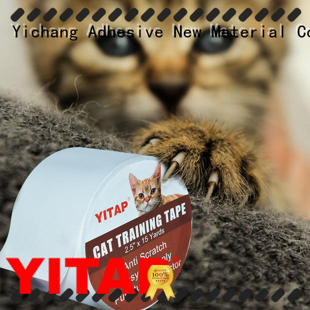 YITAP 3m double sided tape clear for grip