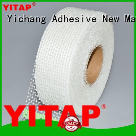 fiberglass plasterboard corner tape repair for patch