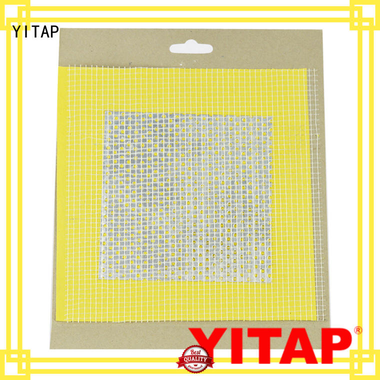 YITAP professional drywall mesh tape repair for corners