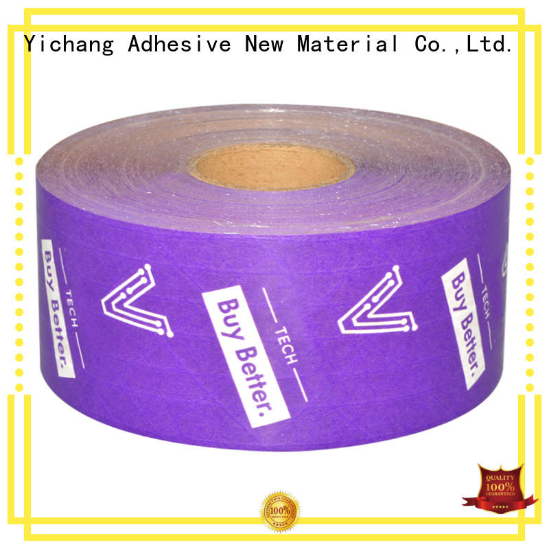 YITAP best colored packing tape wholesale for auto after service