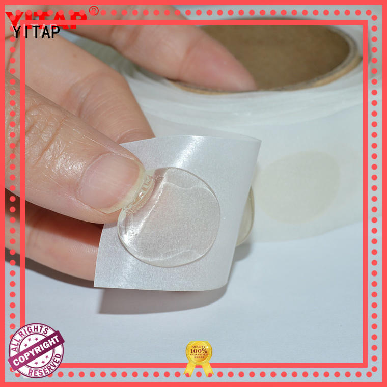 transparent sticky dots adhesive where to buy for eyelash
