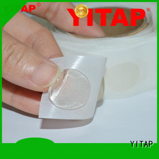 YITAP adhesive dots for packaging
