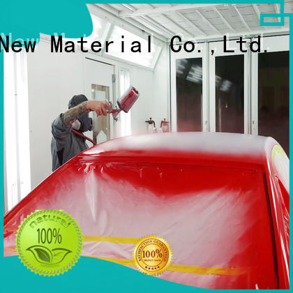 Spray Protective Car Auto Painting Masking Clear Film