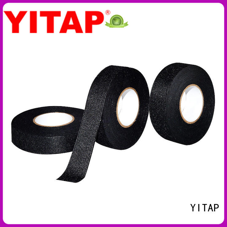 solid mesh pvc electrical insulation tape production for packaging
