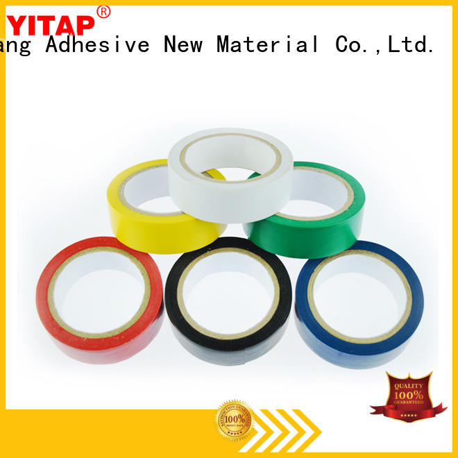 YITAP red electrical tape supply for grip