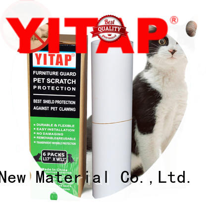 YITAP clear paint protection film suppliers for glass