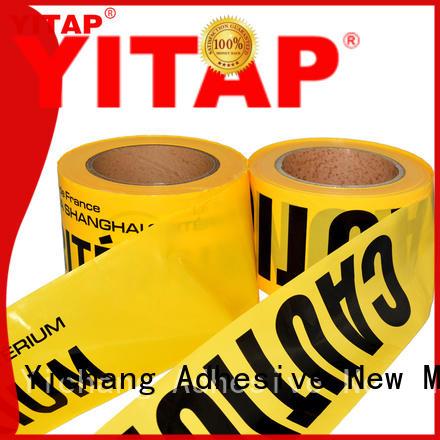 anti slip red barricade tape price