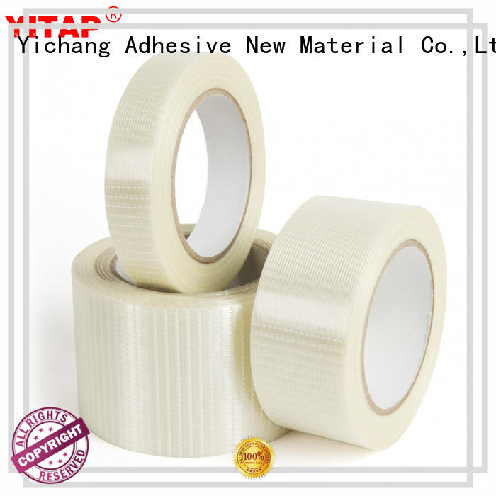 YITAP anti slip brown paper packing tape for cars