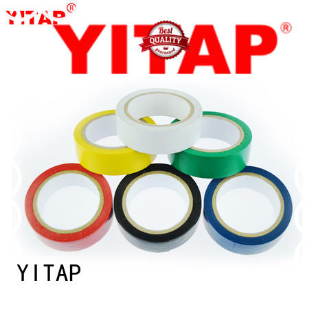 removable pvc electrical insulation tape production for packaging