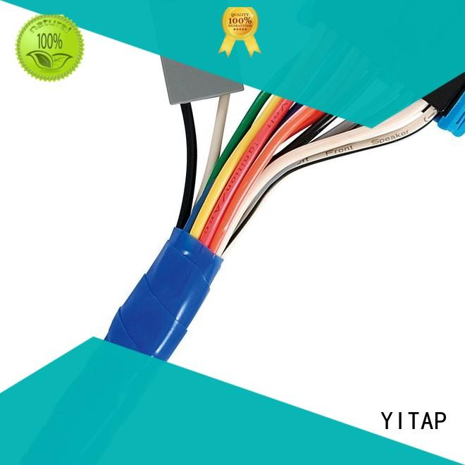 YITAP custom polyimide tapes splicing for cars