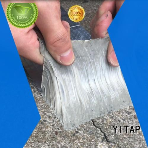 marking waterproof tape install for floors