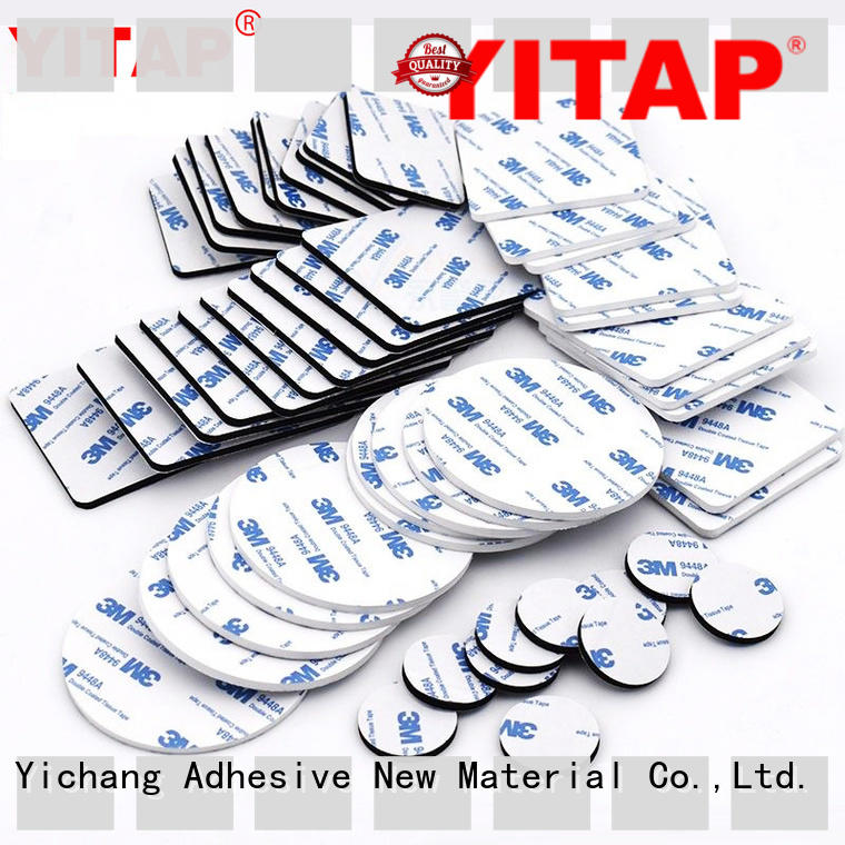 YITAP double sided adhesive pads how to use for card making