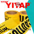 YITAP latest barricade tape barrier for warning