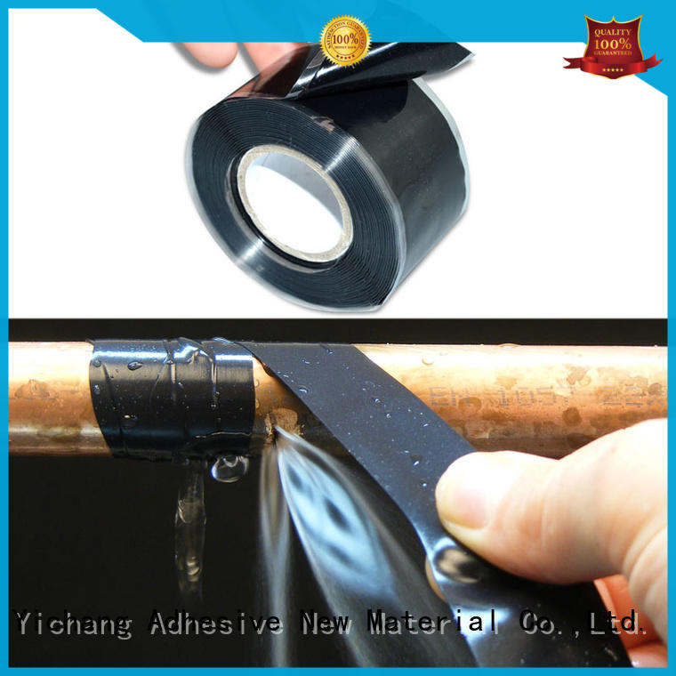 Waterproof Insulation Rescue Self Leak Seal Self Fusing Silicone Rubber Tape