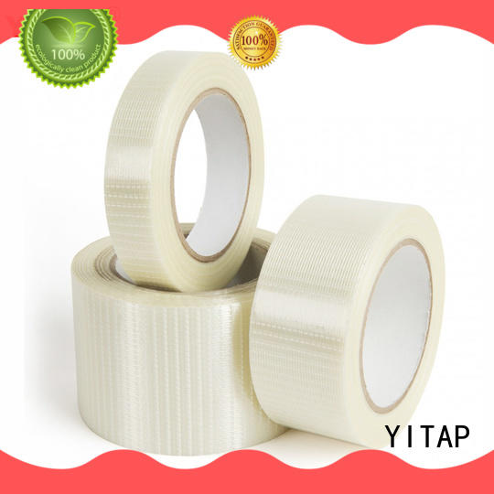 brown packing tape for painting YITAP