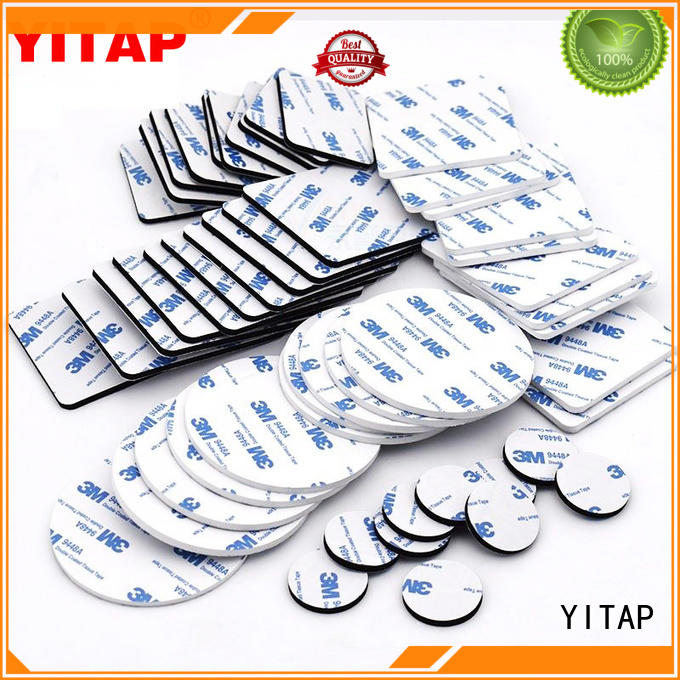 YITAP double sided sticky pads wholesale for felt