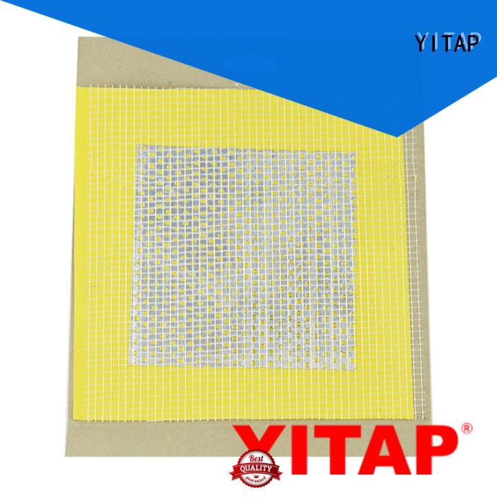 fiberglass plasterboard joint tape repair for holes