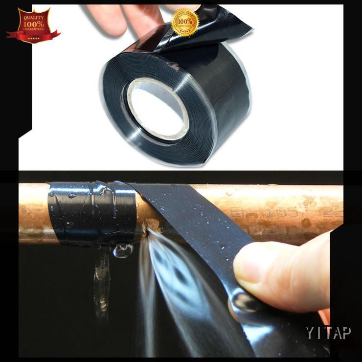 Waterproof Insulation Rescue Self Leak Seal Self Fusing Silicone Rubber Tape