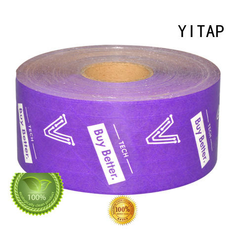 high density custom packing tape price for painting