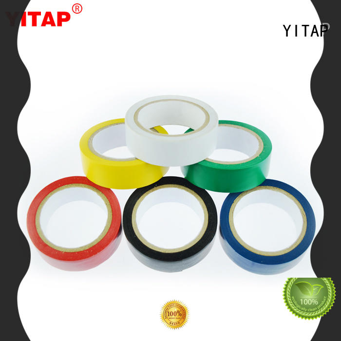 YITAP removable white electrical tape supply for painting